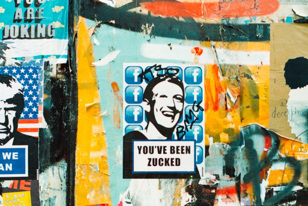 Facbook Account blockiert - You have been Zucked