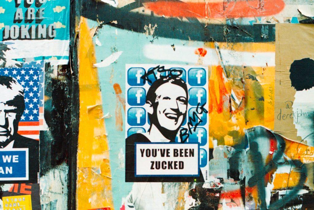 Facbook Account blockiert - You have been Zucked